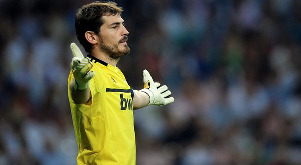 kiper madrid casilas