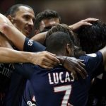 Paris Saint-Germain Pesta Gol 3-0 dari Monaco
