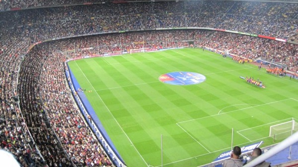 Stadium Camp Nou, Match Night