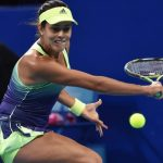 Ivanovic tumbangkan Williams di China Open