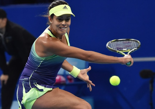 Ana Ivanovic tumbangkan Venus Williams