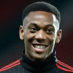 Anthony Martial Player of the Month