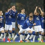 Everton melaju ke Perempat-final Capital One Cup