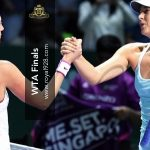 Kvitova tundukkan Sharapova di Semi-final WTA Finals 2015