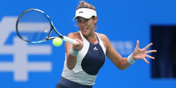 Muguruza juara China Open 2015