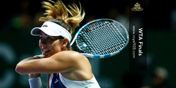 Garbine Muguruza melaju ke semi-final