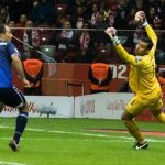 Highlight Pertandingan Polandia v Gibraltar