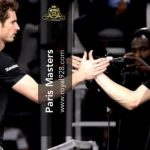 Andy Murray melaju ke Perempat-final Paris Masters