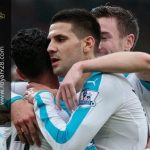Bournemouth 0-1 Newcastle United