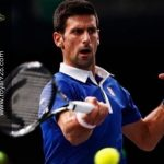 Novak Djokovic ke Final Paris Masters