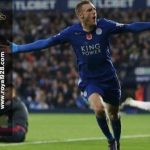 Jamie Vardy Player of The Month Oktober