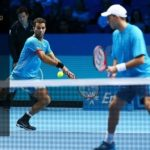 Roger Federer ke final ATP World Tour Finals 2015