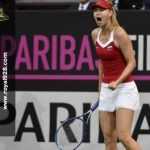 Russia tahan Rep. Ceko 1-1 di final Fed Cup