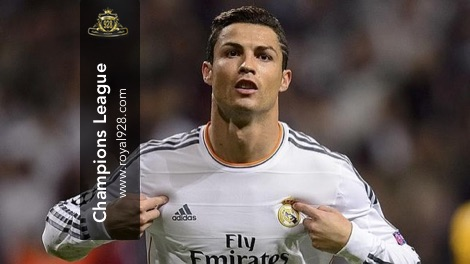 Ronaldo bintang Real Madrid