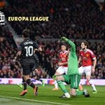 Liverpool singkirkan Manchester United di Europa League