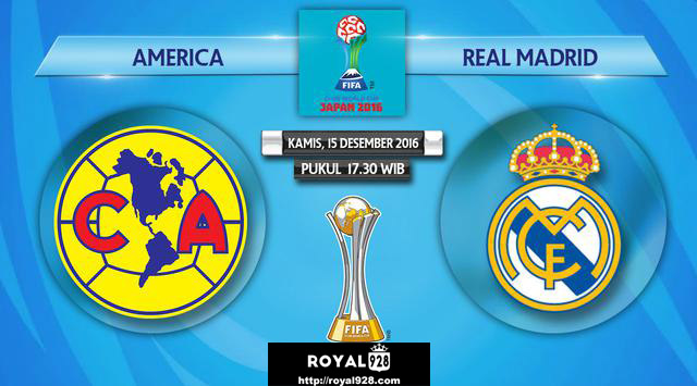 Prediksi Club America Vs Real Madrid