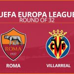 Pertandingan Formalitas : AS Roma Vs Villareal