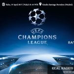 Hasil Pertandingan Liga Champion Real Madrid 4 vs 2 Bayern Munchen