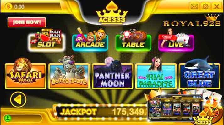 ACE333 Casino Game Slot